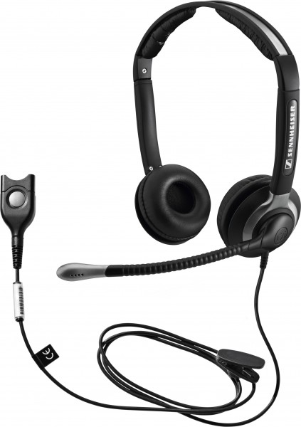 Sennheiser CC 550_IP, Beidseitiges Wideband Headset