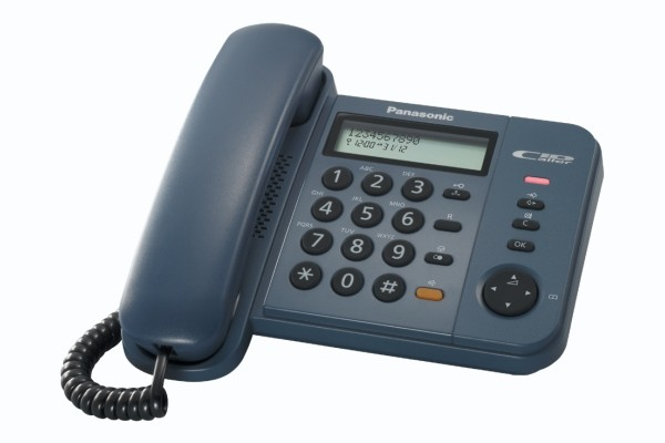 Panasonic KX-TS580GC, analoges Telefon,